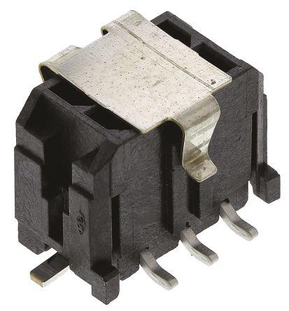 Molex , Micro-Fit 3.0, 43045, 6 Way, 2 Row, Straight PCB Header (5)