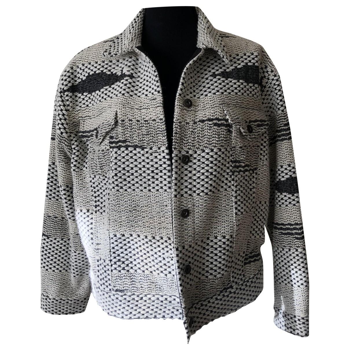 Levis Made & Crafted - Veste   pour femme en laine - multicolore