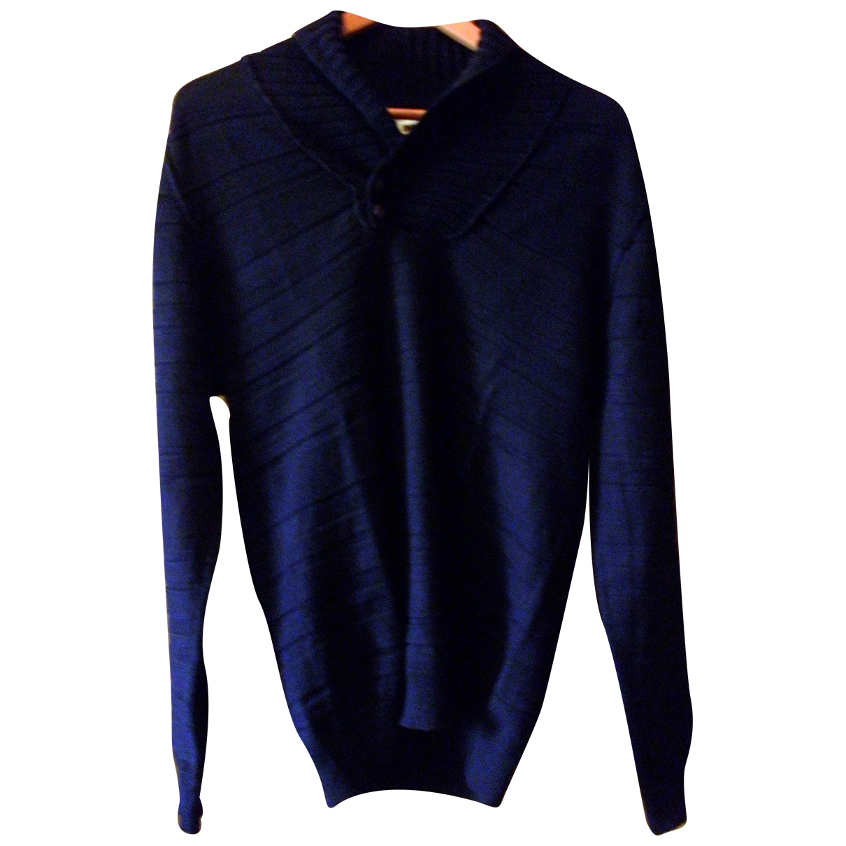 Impérial \N Black Wool Knitwear & Sweatshirts for Men XL International