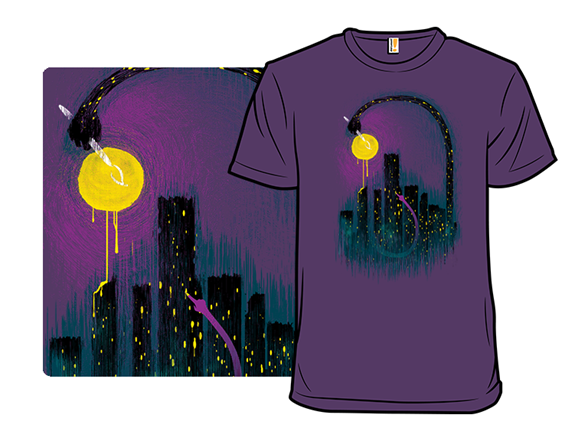 Nightlife Remix T Shirt