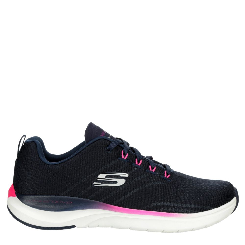 Skechers Womens Ultra Groove Shoes Sneakers