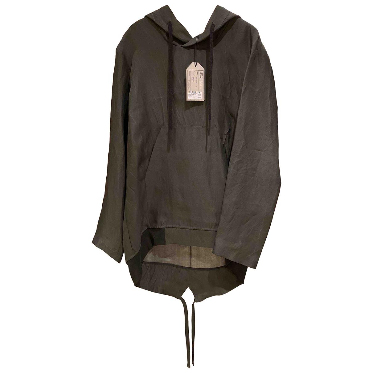 Lost & Found Ria Dunn N Black Cotton Knitwear & Sweatshirts for Men M International
