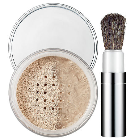 CLINIQUE Blended Face Powder and Brush, One Size , No Color Family