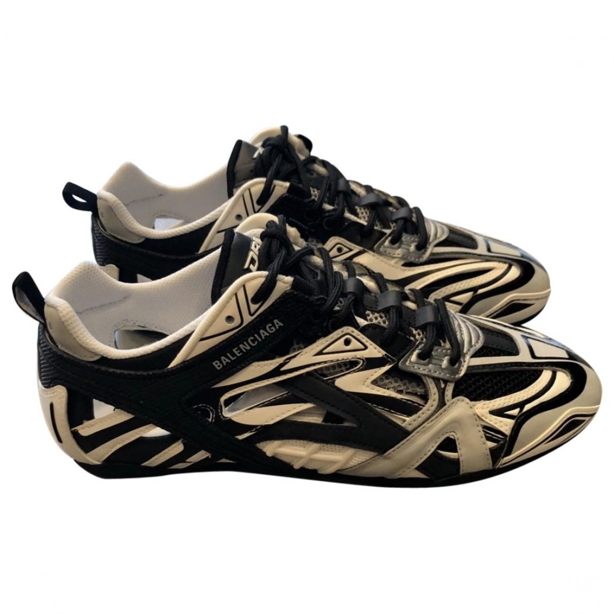 Balenciaga \N Sneakers in  Bunt Polyester