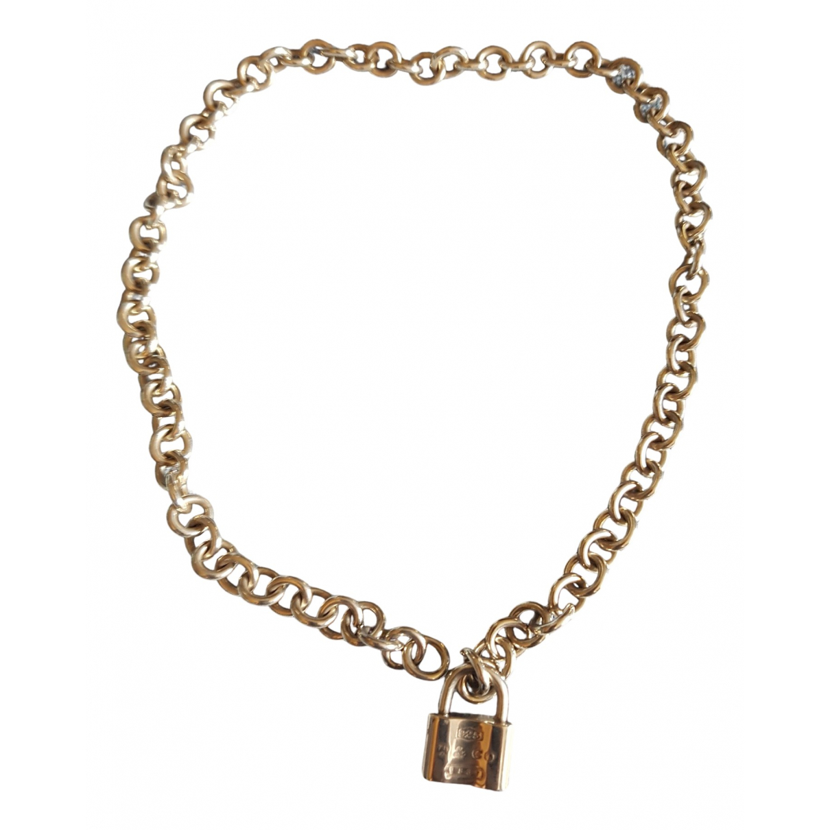 Tiffany & Co Return to Tiffany Silver Silver necklace for Women N