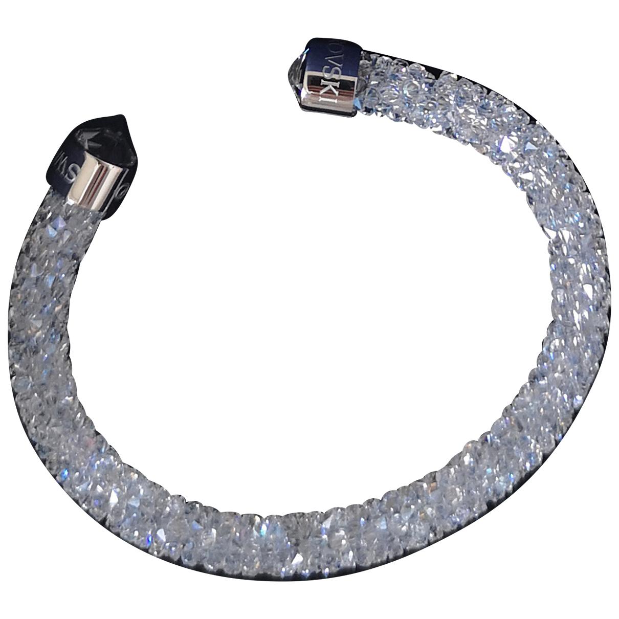 Swarovski - Bracelet Stardust pour femme en cristal - argente