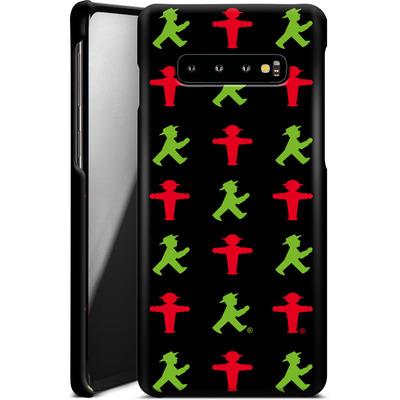 Samsung Galaxy S10 Plus Smartphone Huelle - AMPELMANN Pattern von AMPELMANN