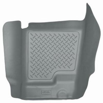 Husky WeatherBeater Floor Liners - Front Center Hump (Grey) - 82282