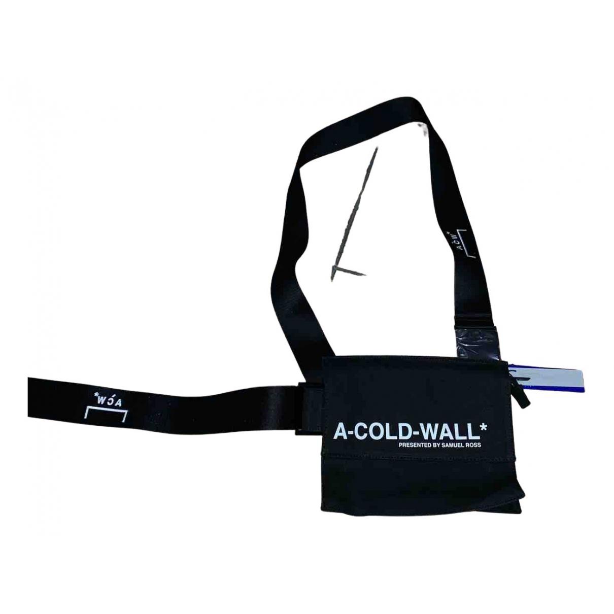 Bolso de Lona A-cold-wall