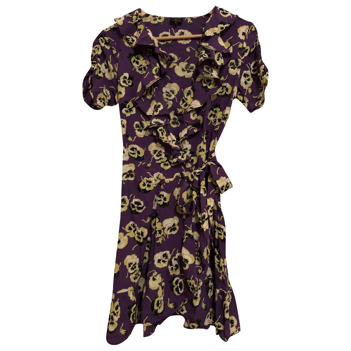 tophop \N Purple dress for Women 8 UK
