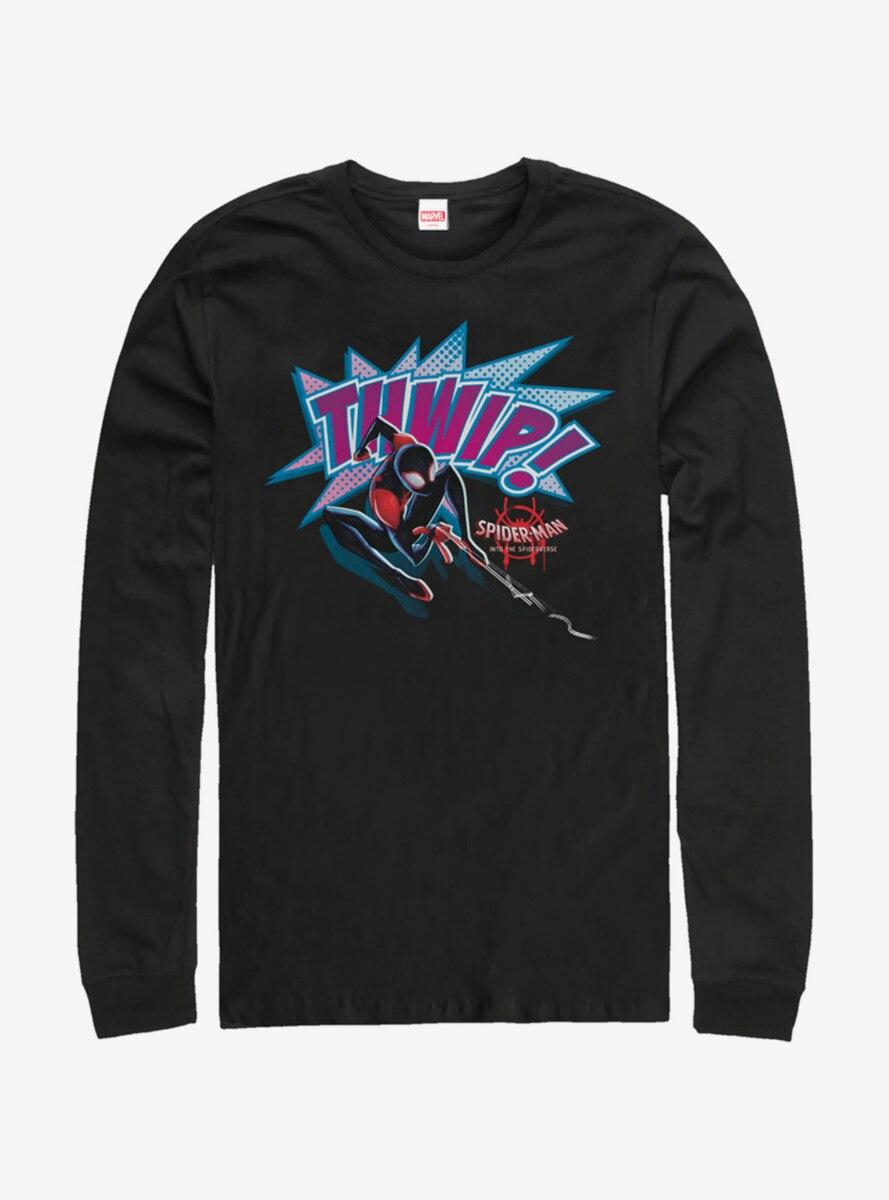 Marvel Spider-Man Thwip Spider Long-Sleeve T-Shirt