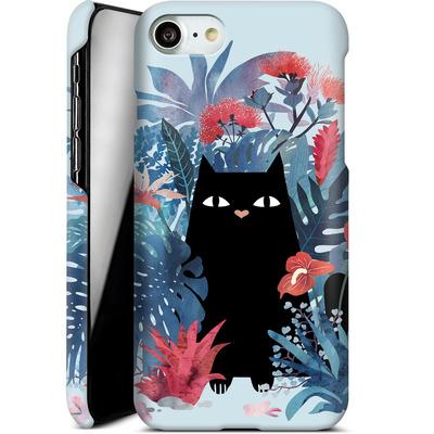 Apple iPhone 7 Smartphone Huelle - Popoki Blue von Little Clyde
