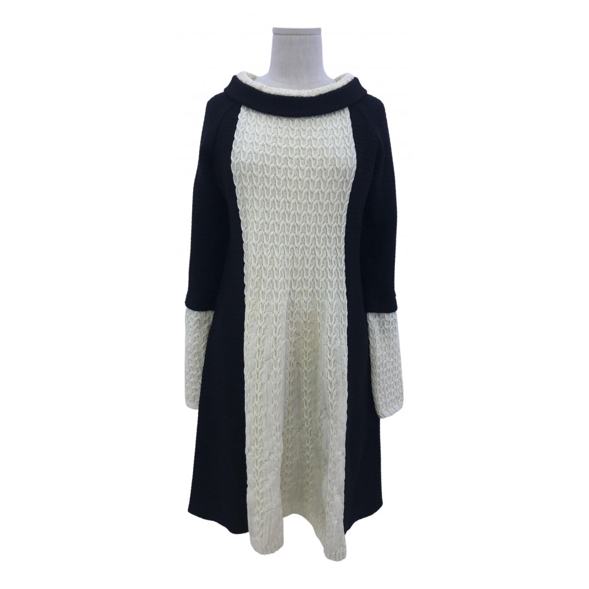 Chanel N Multicolour Wool dress for Women 38 FR