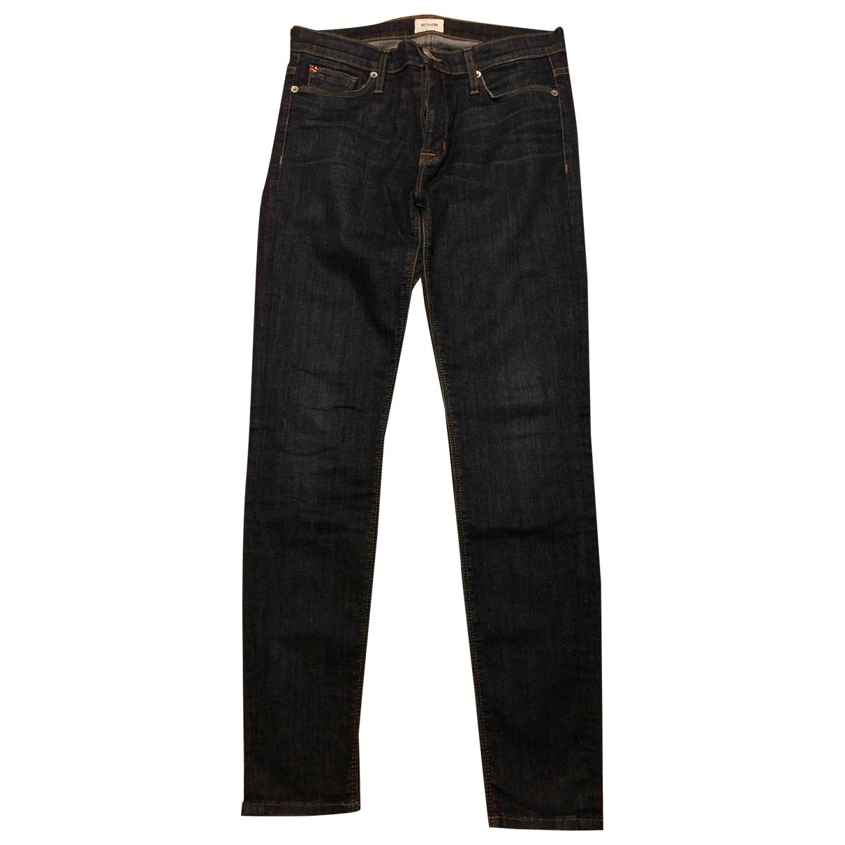 H By Hudson \N Blue Denim - Jeans Trousers for Women 10 UK