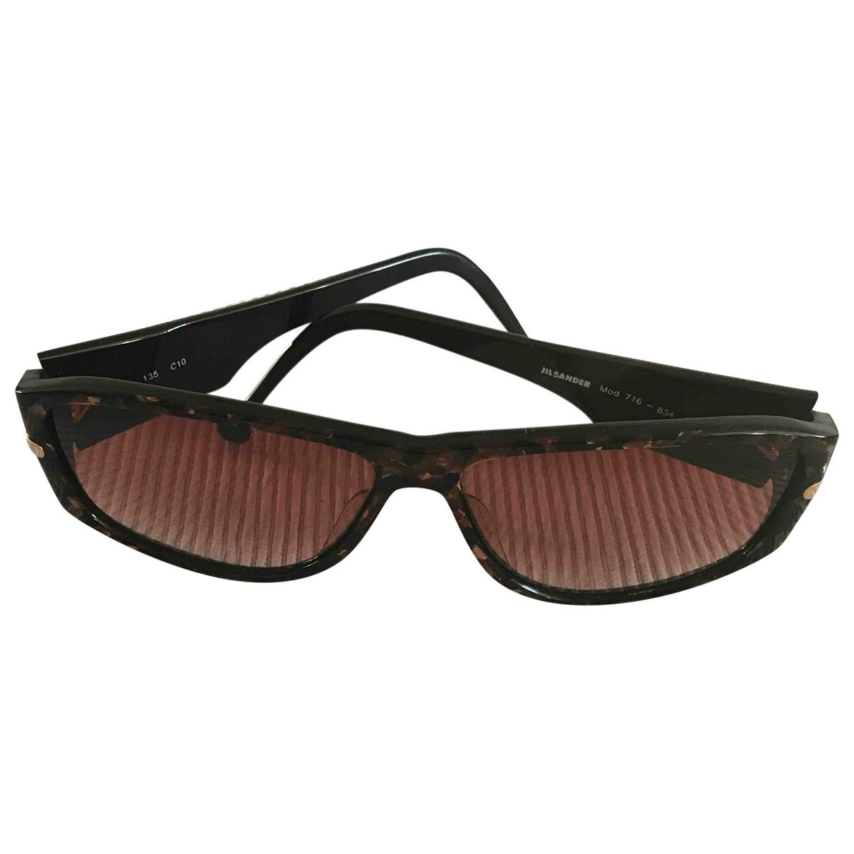 Jil Sander \N Black Sunglasses for Women \N