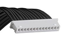 Molex 15134 Series Number Wire to Board Cable Assembly 1 Row, 14 Way 1 Row 14 Way, 100mm (50)
