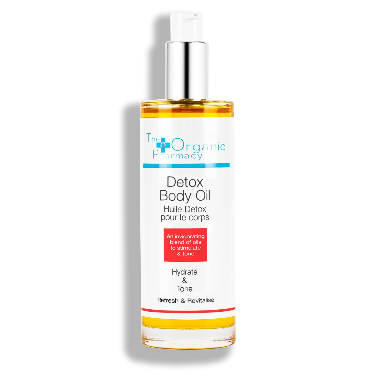 Detox Body Oil