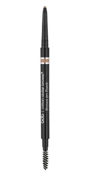 Brows On Point Waterproof Micro Pencil - Light Brown