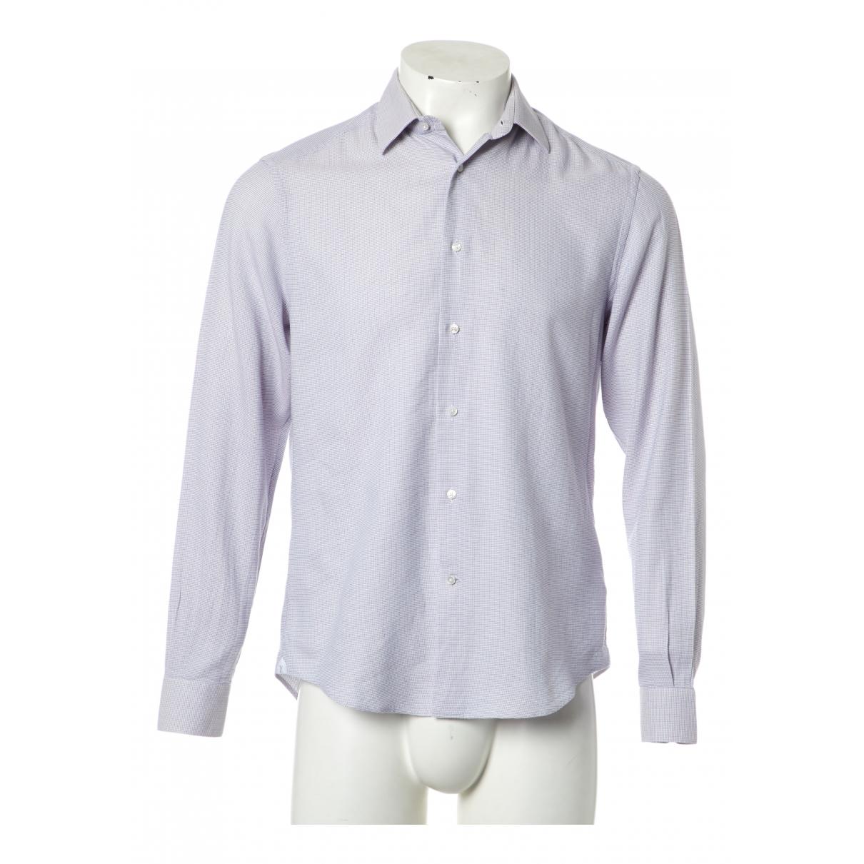 Louis Vuitton - Chemises   pour homme en coton - multicolore