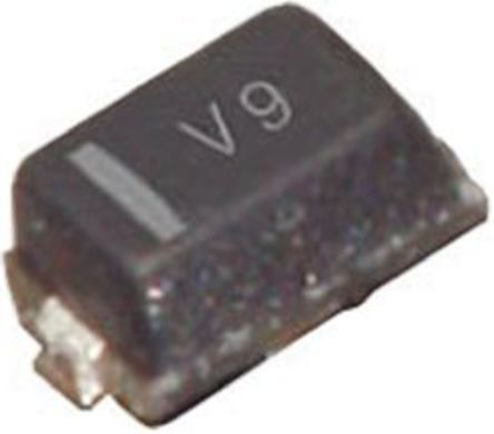 ON Semiconductor ON Semi 30V 100mA, Schottky Diode, 2-Pin SOD-923 NSR0130P2T5G (50)