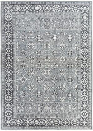 Cappadocia CPP-5012 9' x 13' Rectangle Traditional Rug in Denim  Ink  Pale