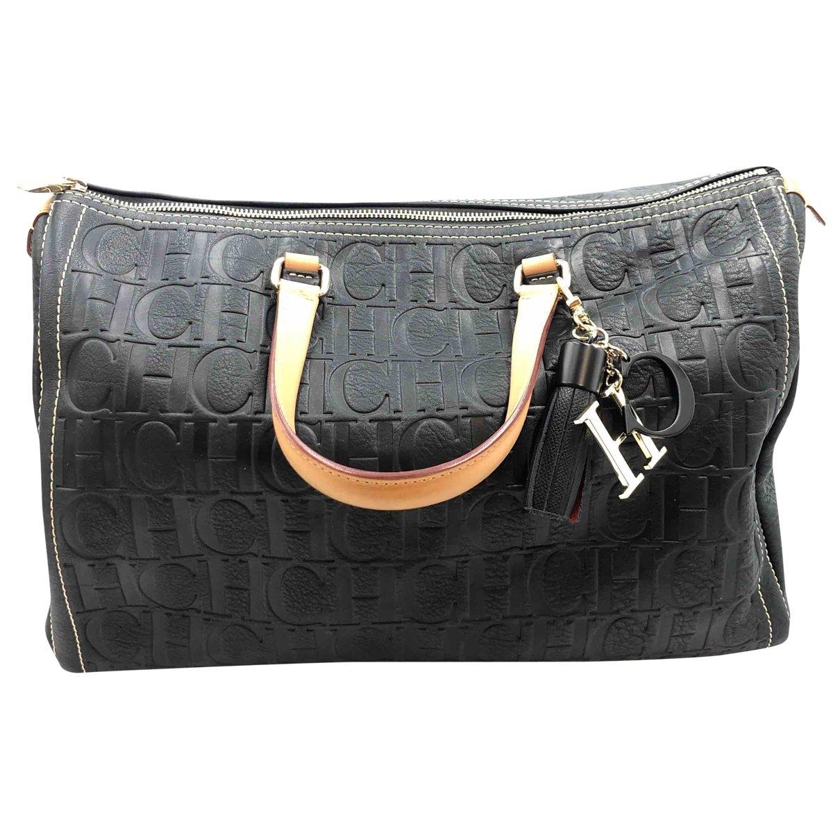 Carolina Herrera \N Handtasche in Leder