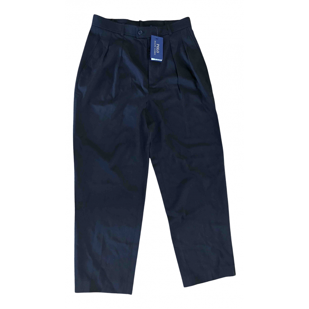 Pantalon zanahoria de Lona Polo Ralph Lauren