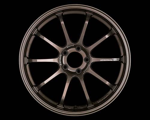 Advan RS-DF Wheel 19x8.5 5x114.3 38mm Racing Hyper Bronze