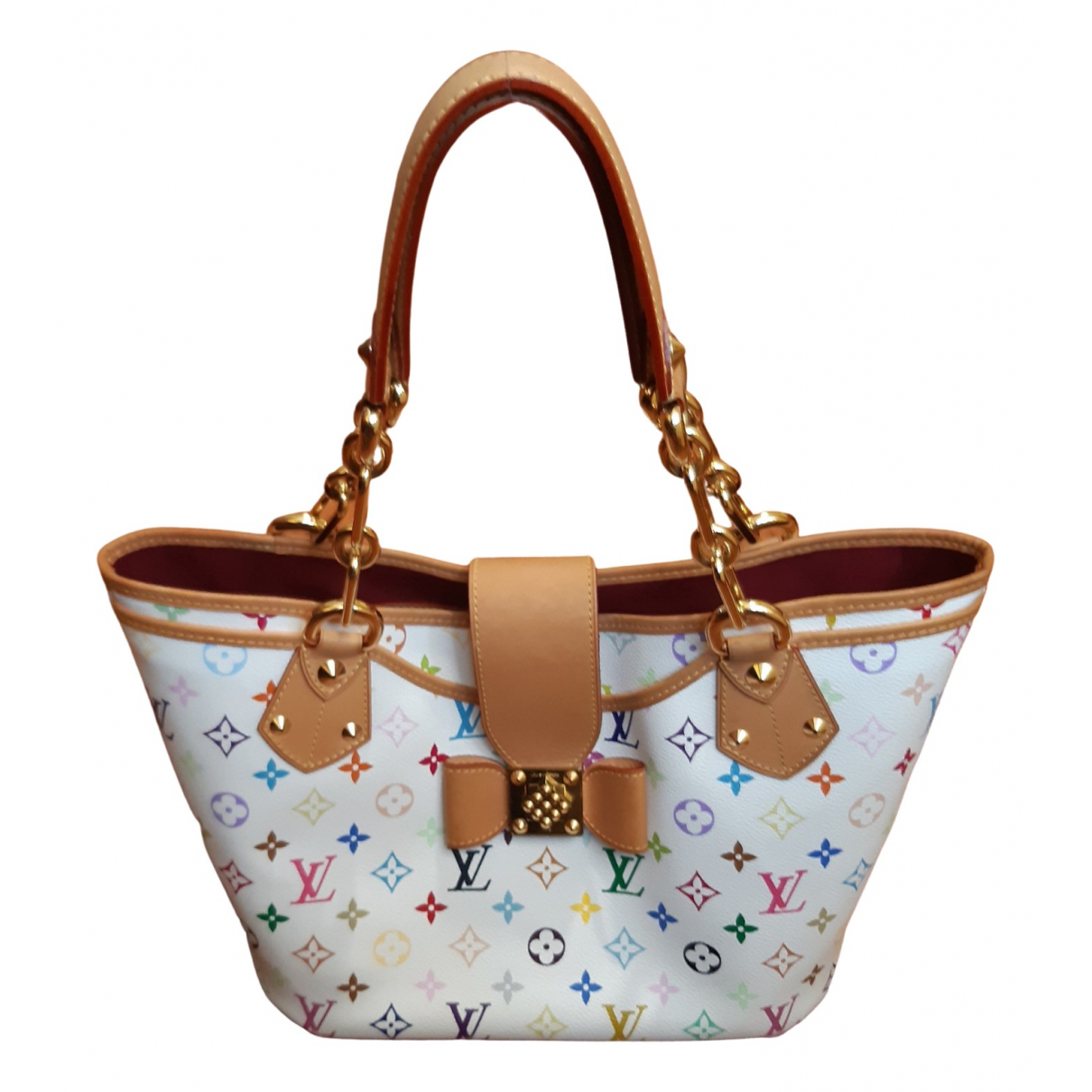 Louis Vuitton Annie Multicolour Cloth handbag for Women \N