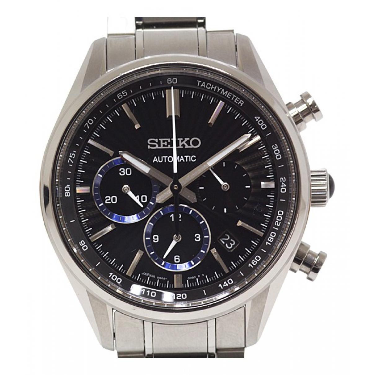 Seiko N Titanium watch for Men N