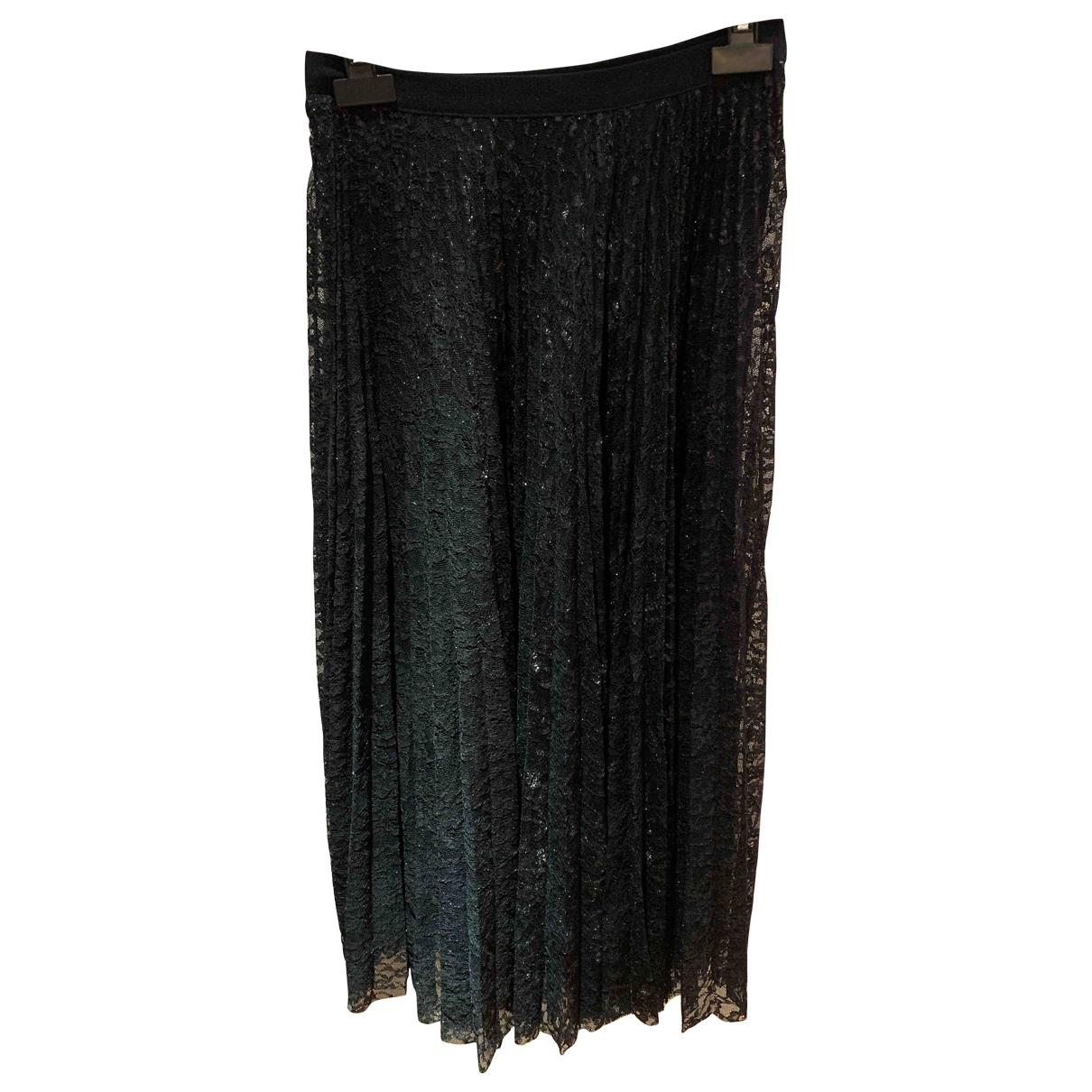 Erdem \N Black skirt for Women 8 UK