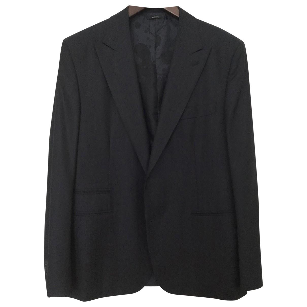 Hermès \N Navy Wool jacket  for Men 54 FR
