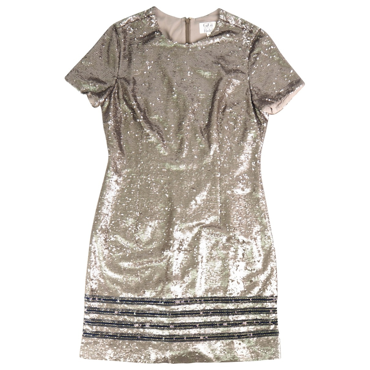 Gigi Hadid X Tommy Hilfiger \N Silver dress for Women M International