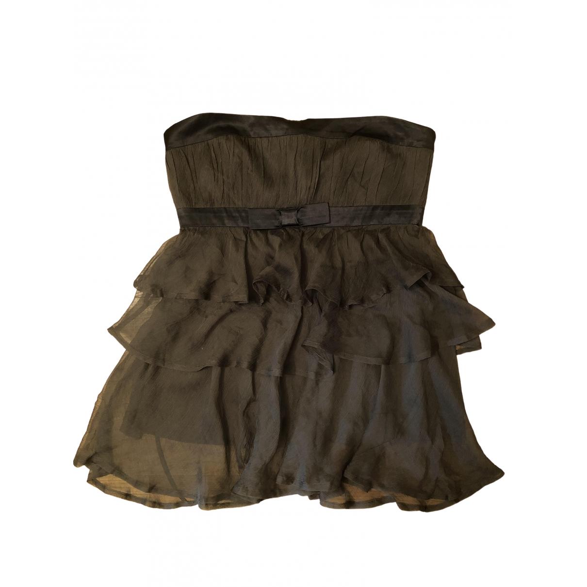 Paul & Joe \N Brown Silk  top for Women 38 FR