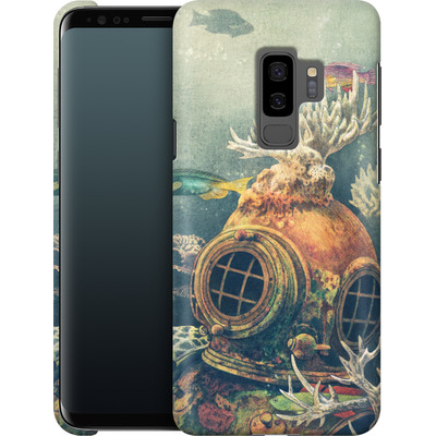 Samsung Galaxy S9 Plus Smartphone Huelle - Sea Change von Terry Fan