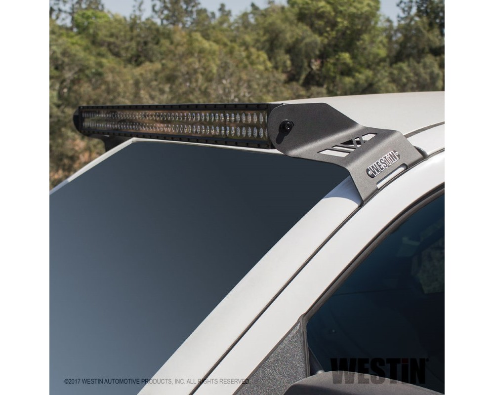 Westin B-Force Roof Mount 50 LED Light Bar Kit Dodge Ram 2008-2019