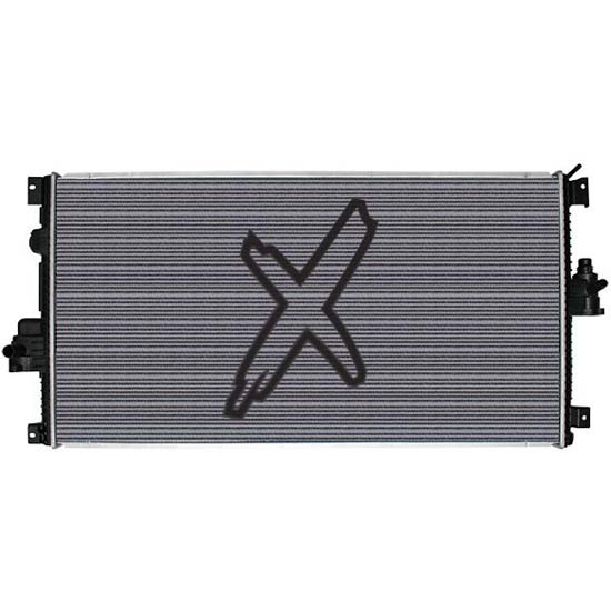 Replacement Secondary Radiator 11-16 Ford 6.7L Powerstroke Secondary Radiator Direct-Fit X-TRA Cool XD299