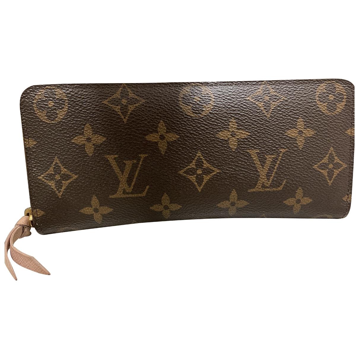 Cartera Clemence de Lona Louis Vuitton