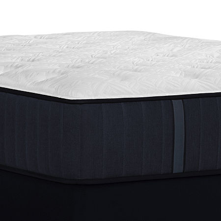 Stearns and Foster Rockwell Luxury Firm EPT - Mattress + Box Spring, One Size , White