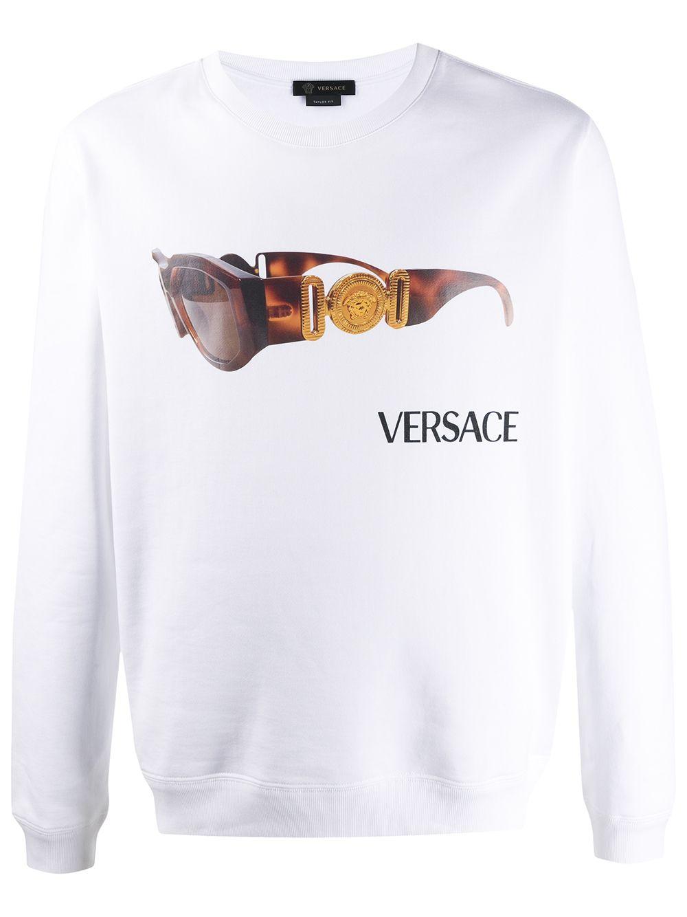 Print Cotton Sweatshirt
