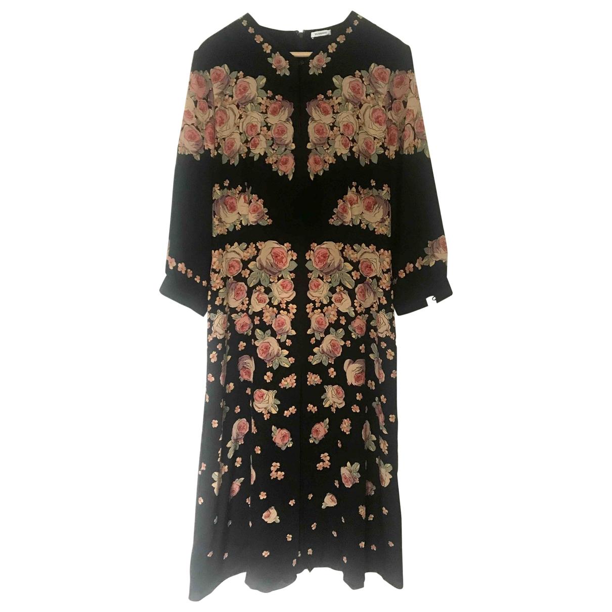 Vilshenko - Robe   pour femme en soie - multicolore