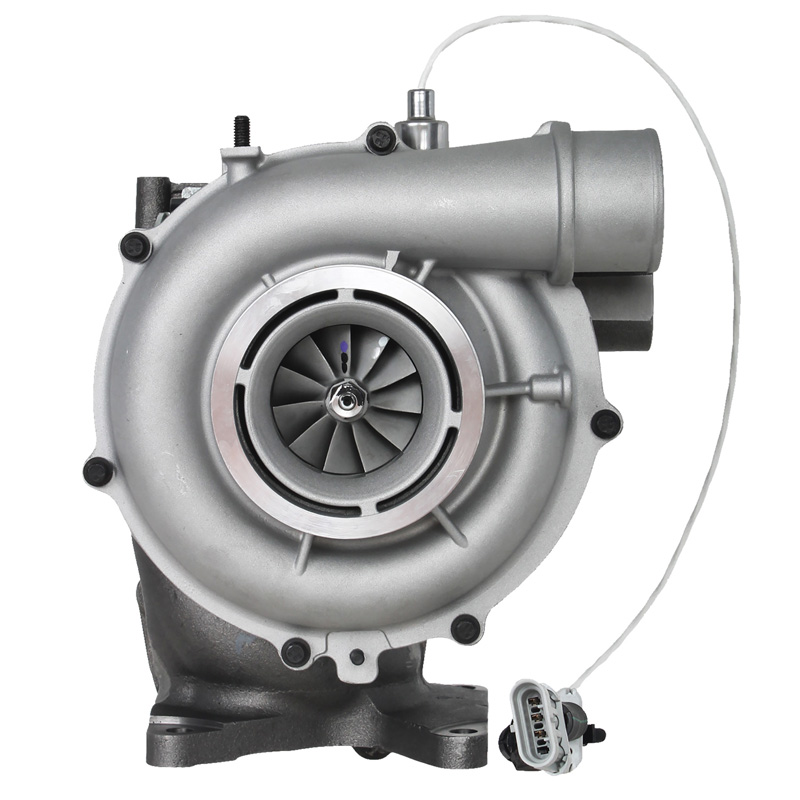 GMC Van 6.6L - LBZ 2006-2007 OE Turbocharger Replacement Rotomaster A1370105N