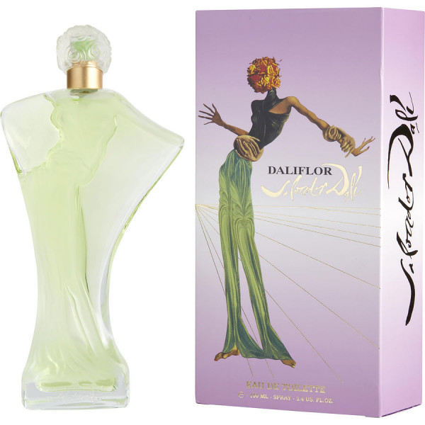 Daliflor - Salvador Dali Eau de Toilette Spray 100 ML