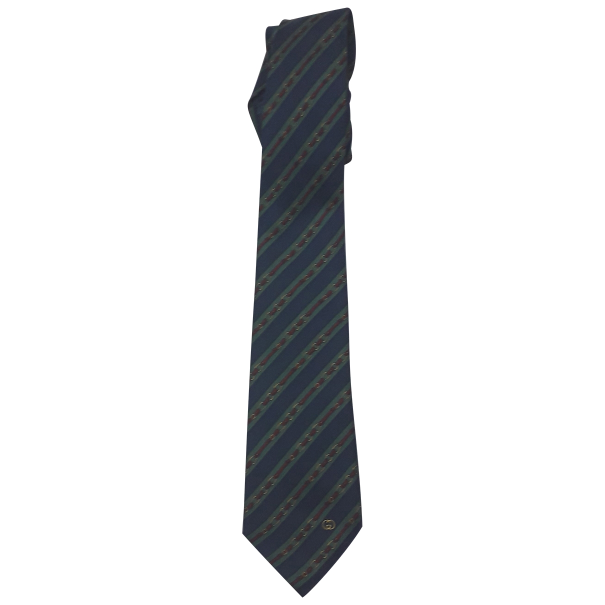Gucci \N Green Silk Ties for Men \N