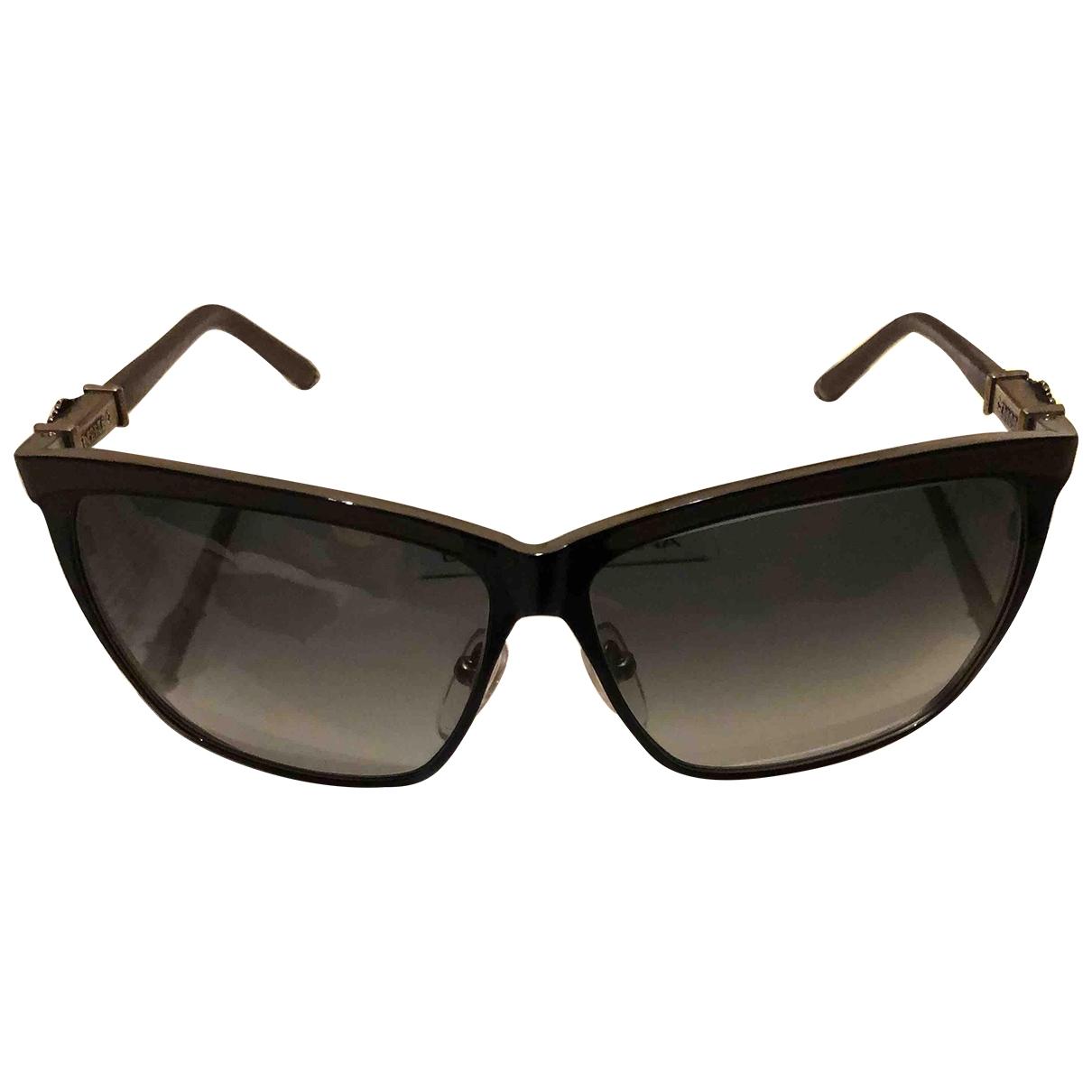 Chrome Hearts \N Grey Metal Sunglasses for Men \N