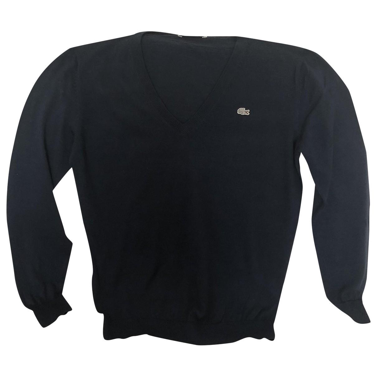 Lacoste \N Blue Wool Knitwear for Women 42 IT