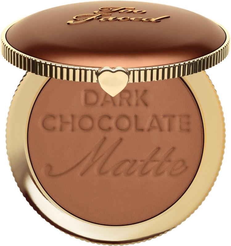 Chocolate Soleil Matte Bronzer - Dark Chocolate (deep to tan)