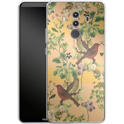 Huawei Mate 10 Pro Silikon Handyhuelle - Vintage Botanic von Zala Farah