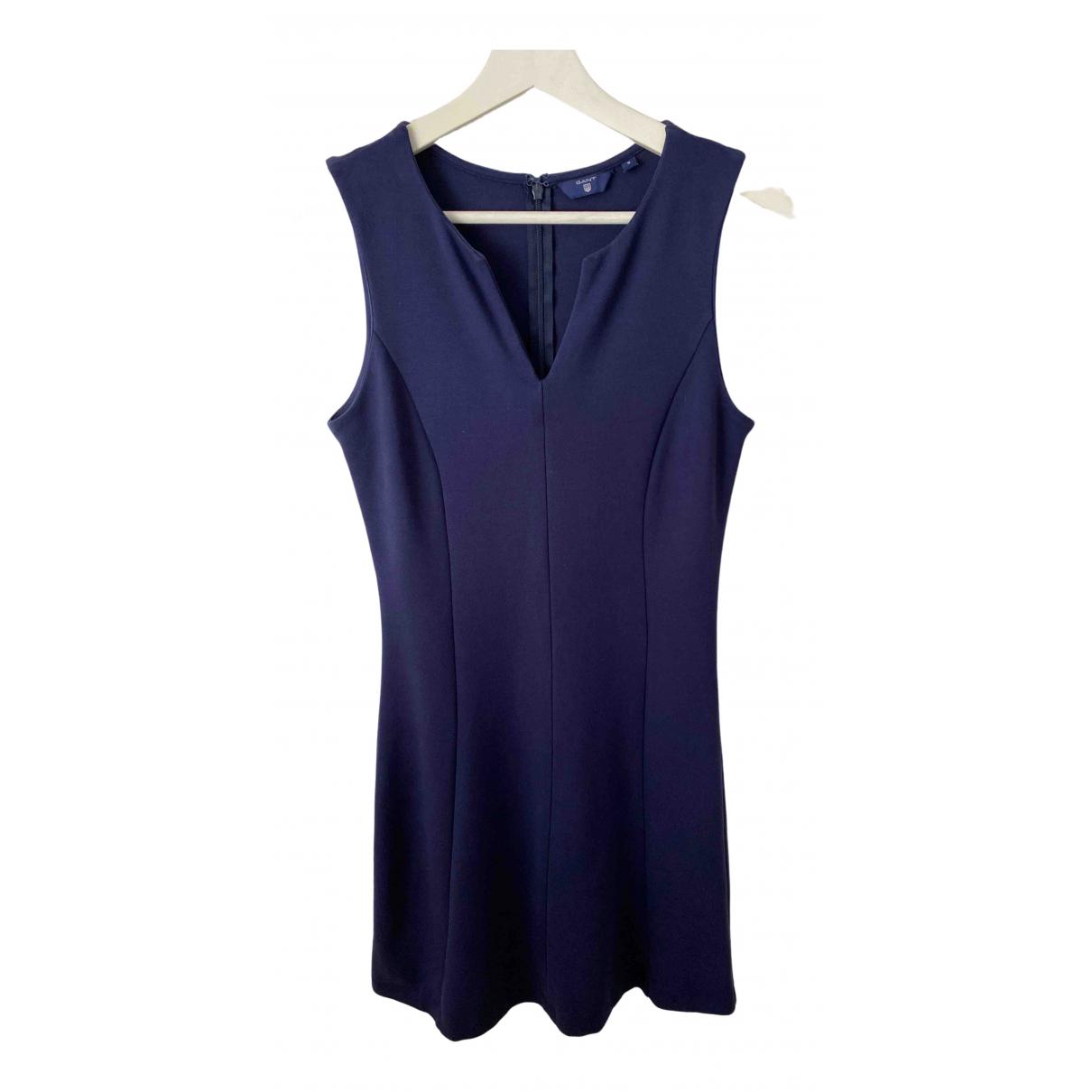 Gant - Robe   pour femme - marine