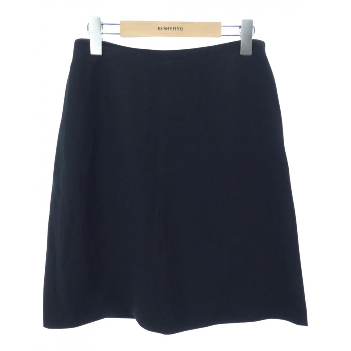 Prada N Black Cotton Trousers for Women 40 IT